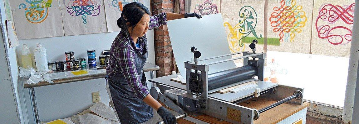 StudioWorks Artist in Residence Program