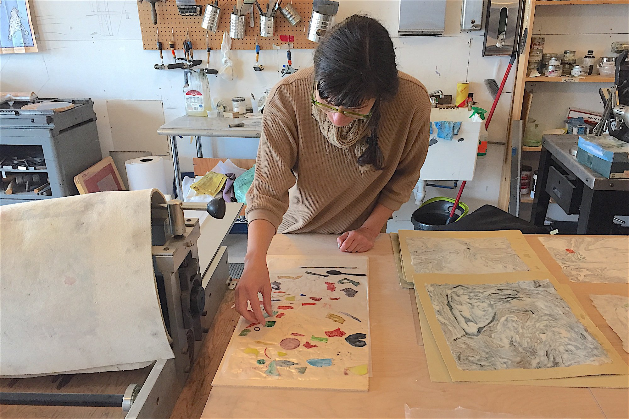 StudioWorks Artist-in-Residence Program